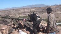 انتصارات ميدانية لقوات الجيش الوطني في جبهات القتال بمحافظة الضالع (فيديو)