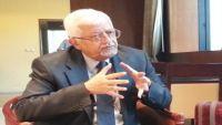 ياسين سعيد نعمان: استهداف البنك المركزي بعدن لا تحتاج إلى ذكاء لمعرفة من له مصلحة بتفجير البنك