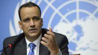 ولد الشيخ اليوم في صنعاء لمناقشة تحفظات وفد الإنقلابيين على خارطة الحل السياسي