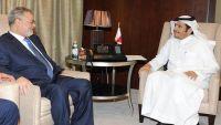 قطر تجدد دعمها التام لوحدة اليمن والحل السياسي على اساس المرجعيات الثلاث