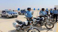 أمن حضرموت يتسلم دفعة جديدة من سيارات ودراجات نارية خاصة بالشرطة