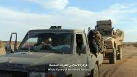الجيش والمقاومة يواصلان التقدم في خب والشعف أكبر مديريات محافظة الجوف (صور)