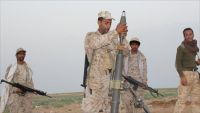 مقتل واصابة العشرات من الحوثيين في قصف مدفعي للتحالف والجيش الوطني بميدي وحرض