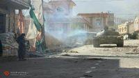 مستشفى الثورة في إب يستقبل أكثر من 30 من مسلحي المليشيا من جبهات شرق تعز