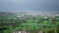 الكشف عن تورط قيادات حوثية في نهب جبل بكامل مساحته في محافظة إب (تفاصيل)