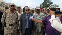 نائب رئيس الوزراء يحضر حفل تخرج الدفعة الأولى من وحدات مكافحة الارهاب