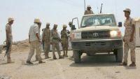 أبين : قتلى وجرحى من جنود الحزام الأمني إثر تفجيرين منفصلين استهدفا دوريات عسكرية
