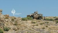 الجيش الوطني يحرز تقدما كبيرا في جبهات القتال بتعز وسط انهيار المليشيات