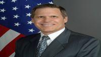 السفير الأمريكي بصنعاء ينفي إبرام اتفاق مع الحوثيين في مسقط