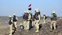 اللواءان الثاني حماية رئاسية و 141 مشاة بالوديعة يختتمان مناورات عسكرية بحضرموت