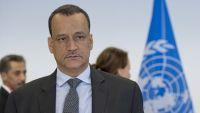 المبعوث الأممي يكشف طبيعة التحركات التي يجريها وما تم الاتفاق عليه مع وفد الحوثيين في مسقط