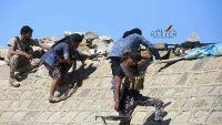 الجيش الوطني يحبط هجمات للمليشيات غرب وشمال تعز