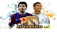 العالم اليوم على موعد رياضي مع مباراة الكلاسيكو الشهير بين برشلونة وريال مدريد