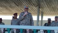 قيادة اللواء 37 في حضرموت تتم عملية الاستلام والتسليم بين قياداتها (صور)