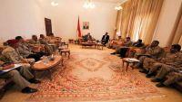 اللجنة الحكومية تقر آلية صرف المرتبات لثلاث مناطق عسكرية