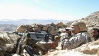 اللواء القميري : تم ضبط 80% من الأسلحة المهربة للمليشيا عبر طريق مأرب