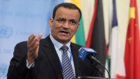 المبعوث الأممي يتعهد للحكومة الشرعية بتعديل خارطة الطريق