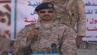 قائد قوات الأمن الخاصة بمأرب: خلية التفجير التي ضُبطت أمس مرتبطة بخلايا تم ضبطها سابقا بالمحافظة