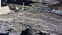 صعدة : الجيش الوطني يحرر مواقع مطلة على مركز معسكر اللواء 101 مشاه في البقع