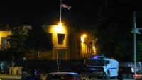 اطلاق نار أمام السفارة الأميركية في انقرة واغلاق القنصليات