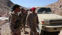 رئيس هيئة الأركان يزور الوحدات العسكرية المرابطة بجبهة صرواح غرب مأرب (فيديو)