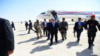 ما أهمية زيارة الرئيس هادي وفريقه إلى حضرموت ؟ (تقرير)