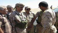 مقتل 25 وإصابة العشرات من عناصر المليشيات في معارك بيحان ومحافظ شبوة يشرف على المعارك (صور)