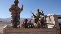 بدء ترقيم أفراد الجيش الوطني في جبهة البقع شمالي صعدة