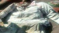 تعز : العثور على جثة مواطن في سطح منزله قنصته مليشيات الحوثي منذ شهر ونصف