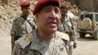 اللواء خصروف: دخول صنعاء سيكون سلميا وولد الشيخ يخدم الانقلابيين
