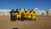 عدن : فريق الأهلية خامس الفرق المتأهلة للدور الثاني في بطولة الشهيد جعفر للفرق الشعبية