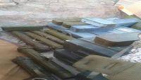 قوات الجيش تواصل تقدمها وتستولي على أسلحة نوعية في صعدة (فيديو)