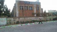 المليشيا تهاجم مدرسة في مدينة إب وتصيب طالب وتثير الرعب في أوساط الطلاب