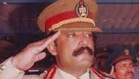 """من هو اللواء هيثم قاسم طاهر قائد عملية """"الرمح الذهبي"""" في الساحل الغربي؟"""