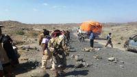 الضالع.. مقتل 6 حوثيين وجندي في الجيش الوطني في مواجهات بجبهة حمك