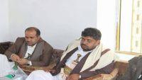 محمد علي الحوثي يفشل مجددا في حشد مقاتلين من أبناء قبائل عمران لجبهات القتال( صور )