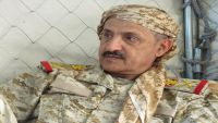 في أول زيارة له منذ تعيينه.. قائد المنطقة الثالثة يتفقد جبهة صرواح بمأرب