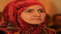 شاعرة يمنية تطلق نشيد فبراير