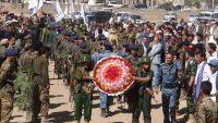 """تزامناً مع تدشين """"أسبوع الشهيد"""".. ذمار تستقبل عشرات الجثث لقتلى الحوثيين بينهم قيادات (صور)"""