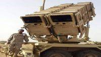 اعتراض صاروخ باليستي في سماء مأرب والمليشيا تزعم اسقاطها طائرة تابعة للتحالف