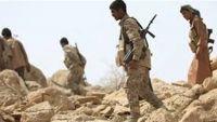 الجوف.. الجيش يصد هجومًا في صبرين وإحراق طقم حوثي في المصلوب