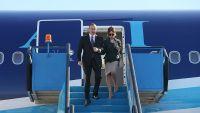 رئيس اذريبجان يعّين زوجته نائبا له