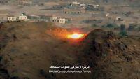 مأرب.. إحراق طقمين للحوثيين وانفجار مقذوفات إثر غارات لمقاتلات التحالف بصرواح