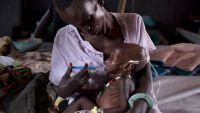 1.4 مليون طفل يواجهون خطر الموت جوعاً في أربعة بلدان منها اليمن