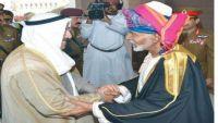 الكويت وعمان تبحثان مخارج للملف الإيراني والتسوية في اليمن
