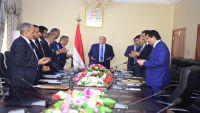 الرئيس هادي يعلن دعم السعودية لإعادة إعمار المحافظات المحررة بمبلغ 10 مليار دولار