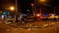 ارتفاع ضحايا حادث الدهس في أمريكا إلى 28 مصابا