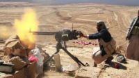 البيضاء.. المقاومة الشعبية تصد هجومًا للمليشيا في قيفة بمديرية القريشية