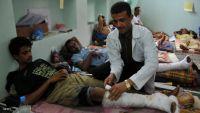 السلطة المحلية بمحافظة الحديدة تدين استهداف المليشيا لمخيم طبي خيري