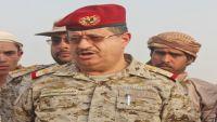 قيادة الجيش الوطني تعتذر للشيخ الغادر بسبب قصف منزله من قبل طائرات التحالف العربي